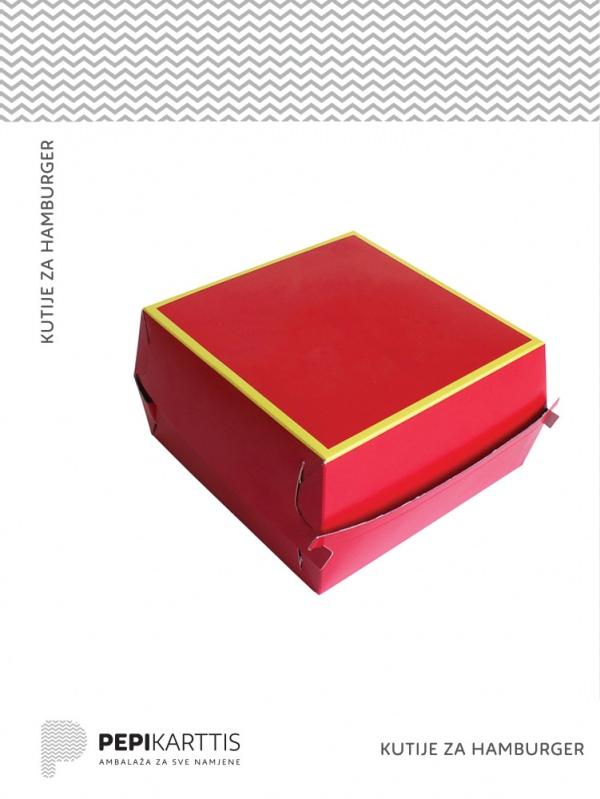 Kutije za Hamburger